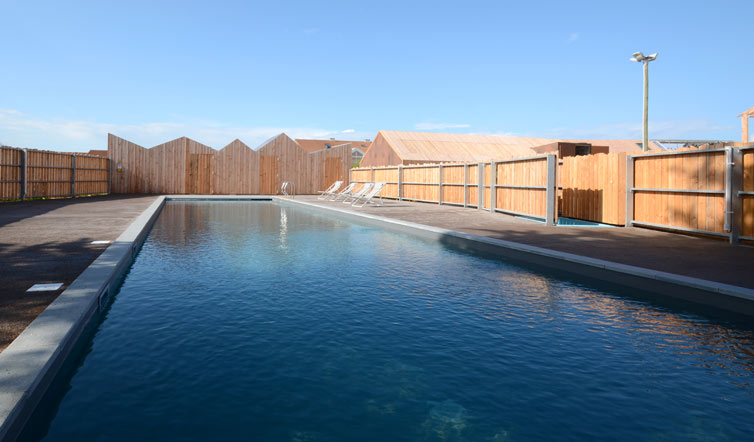 Voir The Ecological pool