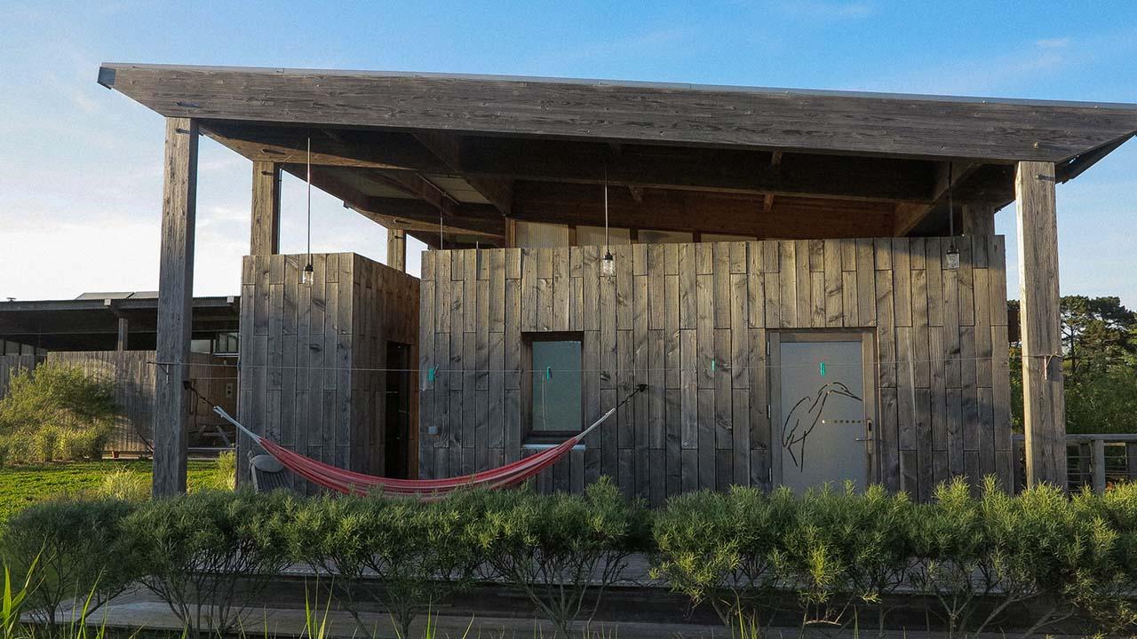 Voir Villa pontoon n°1 – 55 m2 - 4/5 per.